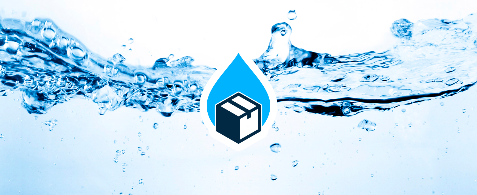 tienda de agua en caja Canarias